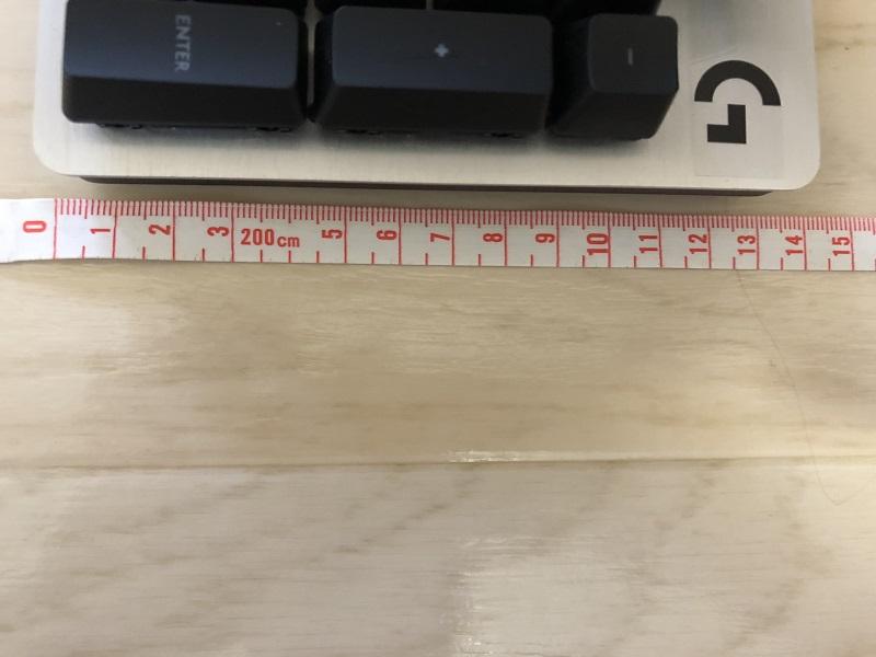 G413 高さ