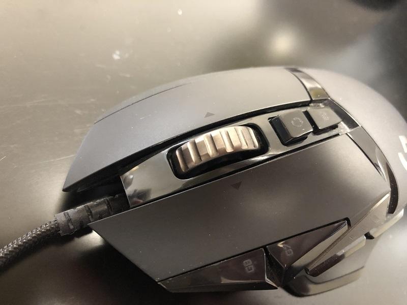 G502 HERO ホイール