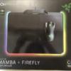 RAZER MAMBA + FIREFLYの外箱